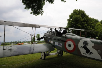 Spad XIII, Francesco Baracca's airplane